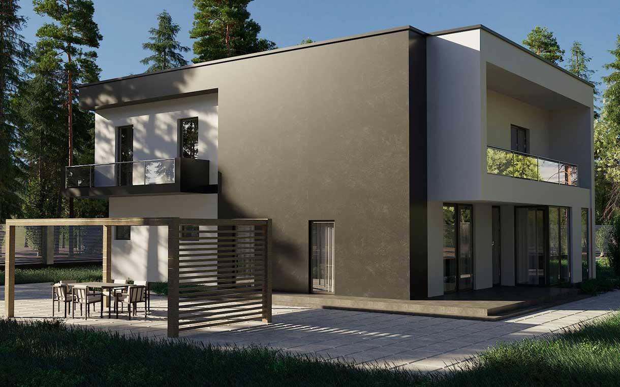 Строительство домов бизнес класса