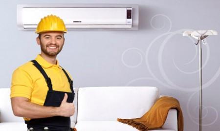 монтаж систем кондиционирования квартиры