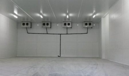 монтаж систем кондиционирования производственного здания