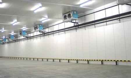 монтаж систем кондиционирования складского комплекса