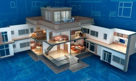 Разработка проекта зданий