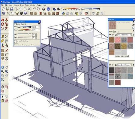 разработка проекта здания