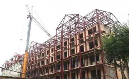 Затраты на капитальный ремонт здания