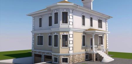 Проектирование зданий проект