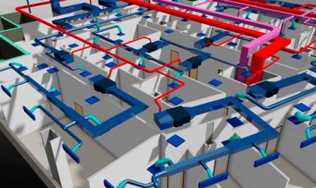 проектирование систем вентиляции административного здания