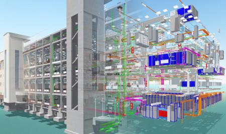 Проектирование систем кондиционирования производственного здания