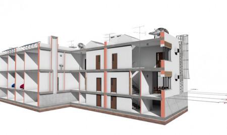 проектирование систем кондиционирования таунхауса