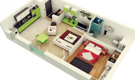 проектирование внутреннего электроснабжения квартиры