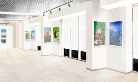 проектирование внутреннего электроснабжения картиной галереи