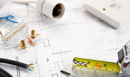проектирование внутреннего электроснабжения зданий
