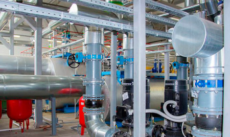 проектирование систем отопления торгового помещения