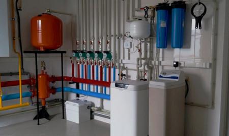 проектирование систем отопления административного здания