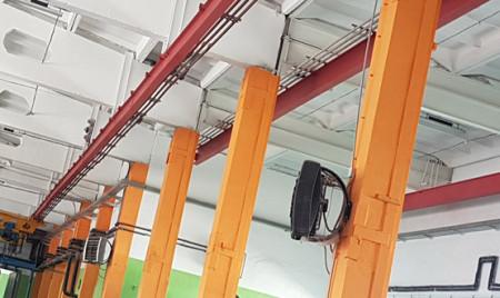 проектирование систем отопления производственного здания