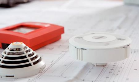 проектирование слаботочных пожарной сигнализации для дома