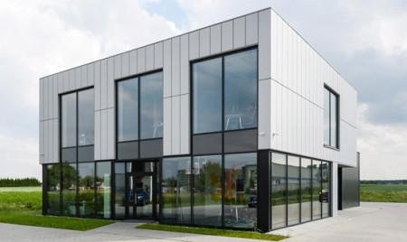 Разработка проекта офисных зданий