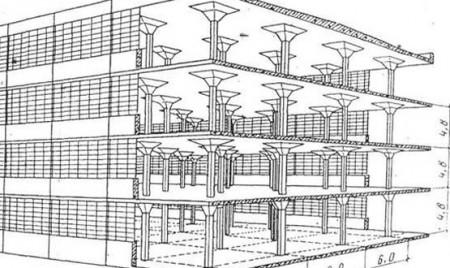 Проектирование конструктивных решений зданий