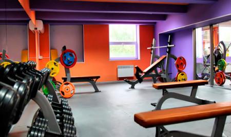 ремонт фитнес центра