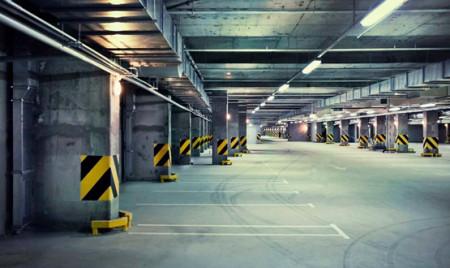 Ремонт паркинга