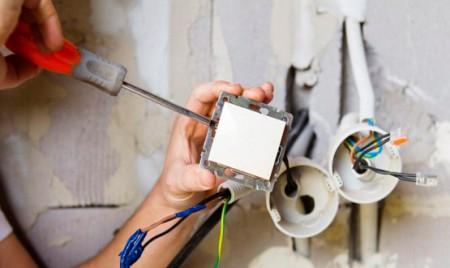 монтаж систем электроснабжения квартиры