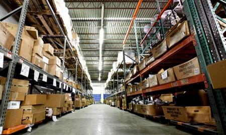 Монтаж систем электроснабжения складского комплекса