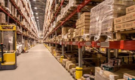 Монтаж систем отопления складского комплекса