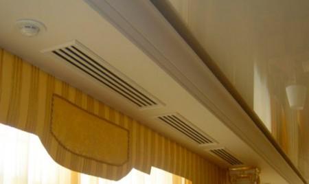 монтаж систем вентиляции квартиры